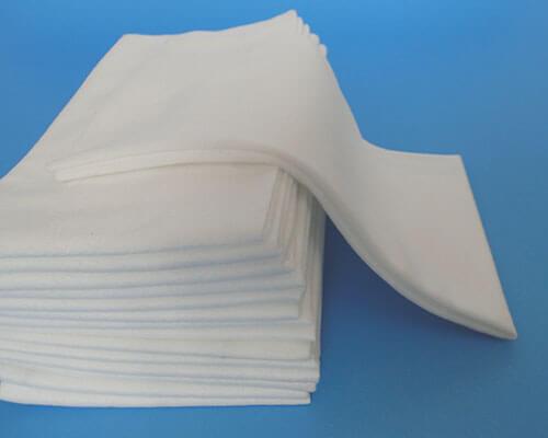 ściereczki wiskozowe białe SANISEPT