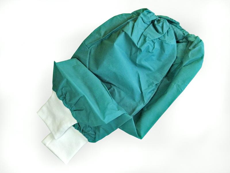 Zarękawki chirurgiczne jednorazowe
