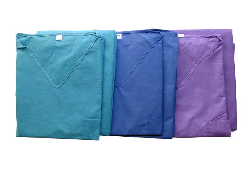 komplet odzieży operacyjnej jednorazowy