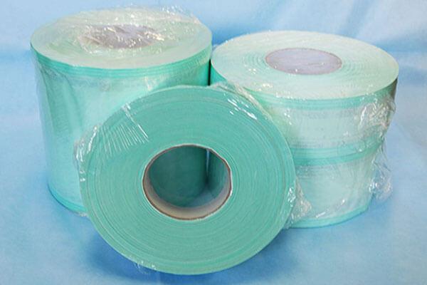 rękawy do sterylizacji papierowo-foliowe